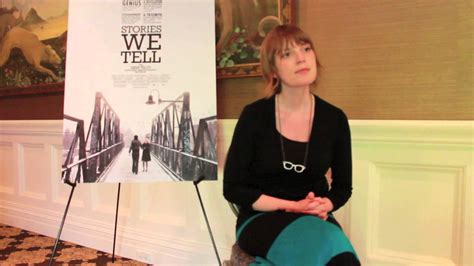 sarah polley youtube sarah polley interview stories we tell youtube