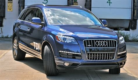 audi q7 2012 review review 2012 audi q7 tdi is a worthy competitor in the