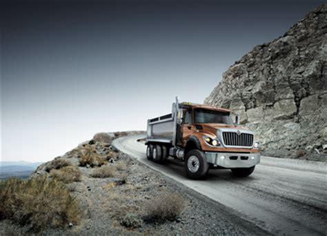 navistar introduces international workstar truck with