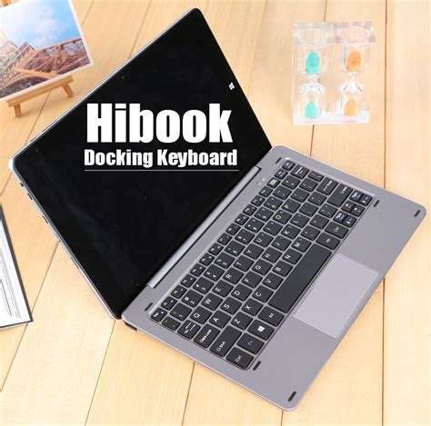 Eksternal Keyboard Magnetic For Chuwi Hibook Silver T3010 3 eksternal keyboard magnetic for chuwi hibook