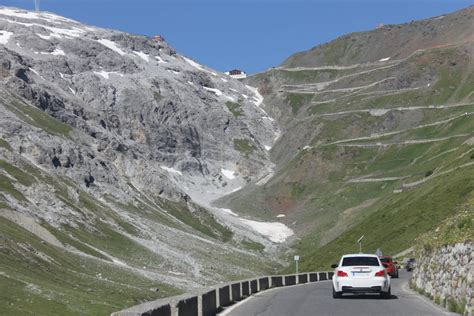 Blouse Beez Redsun Mt 2927 stelvio pass museum high a top the mountain