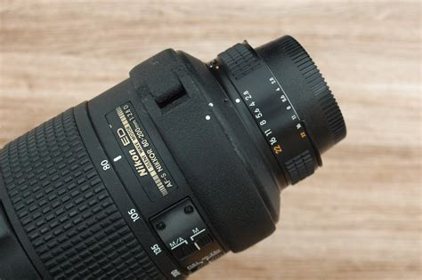 Lensa Nikon 80 200mm F2 8 Iii harsis lensa nikon afs 80 200mm f2 8 d iv murah
