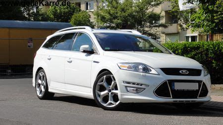 ford mondeo mk  facelift von groby tuning