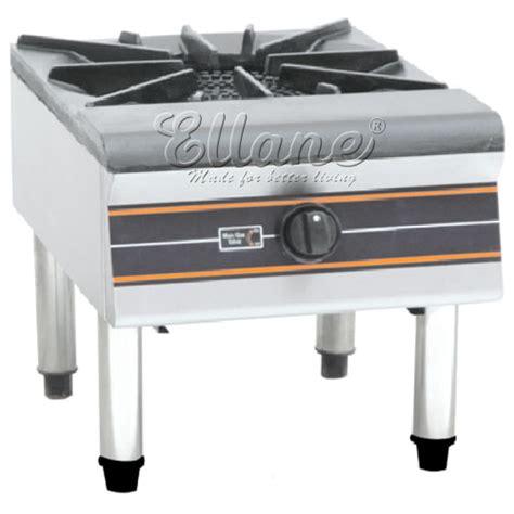 Kompor Panggangan Bakaran Grill Tanpa Asap Getra 6 Tungku Et K233 pt dinamika agra alam peralatan memasak untuk dapur restoran komersil 1