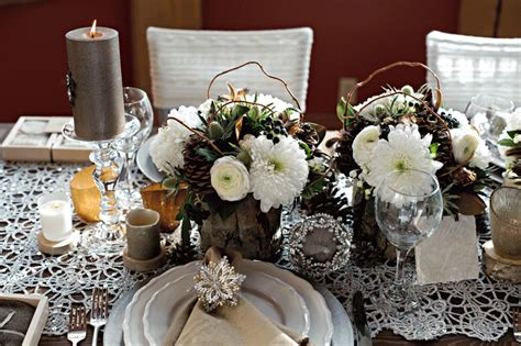 winter wonderland tablescapes eventtagious daily inspiration blog