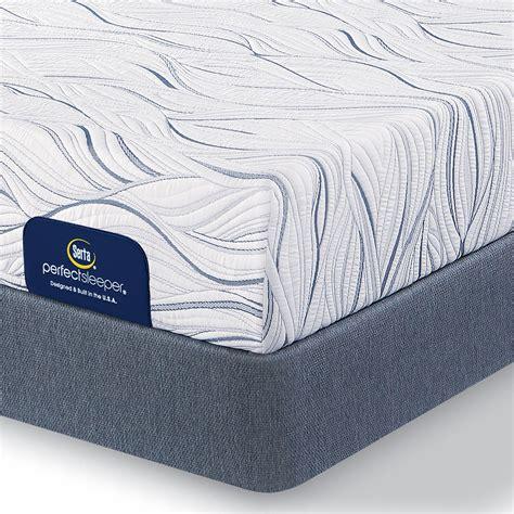 Serta Sleeper Memory Foam Bed by Serta Sleeper Gants Hill Luxury Firm Memory