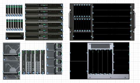 hp blade visio stencils intel mfsys25 modular server visio contact your