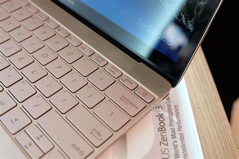 Macbook Gold Di Jepang berinteraksi dengan asus zenbook 3 inikah sang pembunuh macbook hardwarezone co id