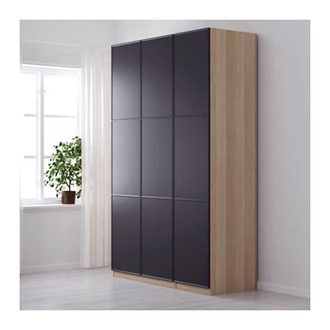 Living Room Furniture Planner pax wardrobe white stained oak effect mer 229 ker grey