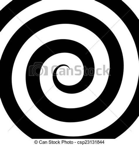 spiral pattern drawing machine hypnosis spiral pattern optical illusion vector eps