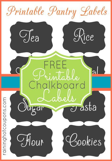 cute printable jar labels free chalkboard jar label printables super cute jar
