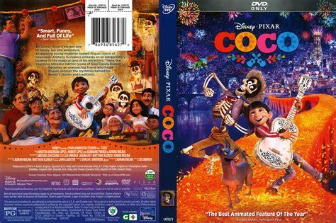 film evolution coco coco 2018 r1 dvd cover dvdcover com