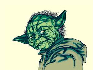 yoda head vector pictures pin pinsdaddy