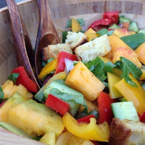 ina garten panzanella salad ina garten s panzanella salad thoughts by natalie