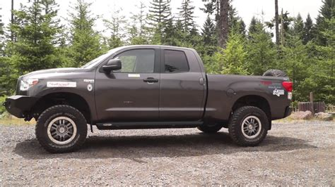 Build My Toyota Toyota Tundra Trd Rock Warrior Project 4x4 Offroad Build