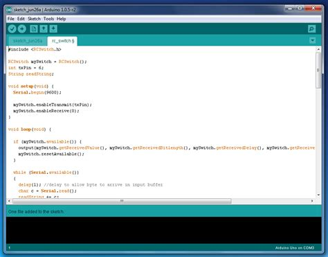 code to arduino jubito arduino radio remote control rf 433mhz 315mhz
