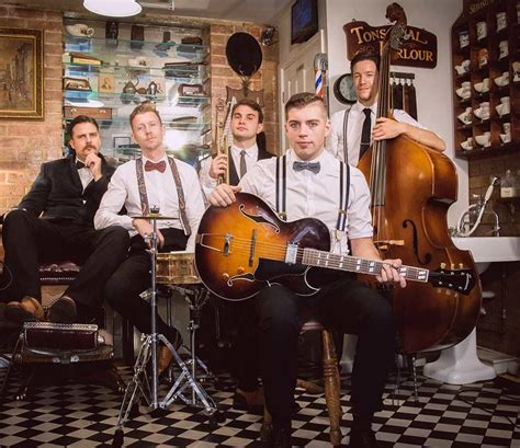 jazz swing band booking for the gatsby jazz band swing band