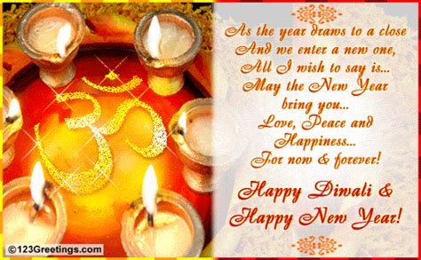 happy diwali and new year messages happy diwali and happy new year free hindu new year