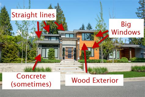 modern home design elements 30 different west coast contemporary home exterior designs