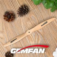 23x8 inch 2 blades gas motor wooden outboard propeller