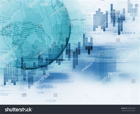 futuristic technology illustration stock images image earth futuristic technology financial stock market stock