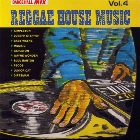 1992 house music radical web sound 187 ver t 243 pico various artists reggae house music vol 4 1992