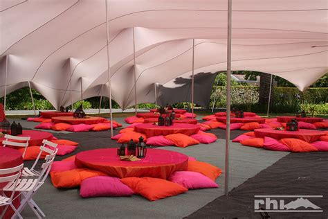 Internal Decoration Bedouin Style Tents Image Gallery