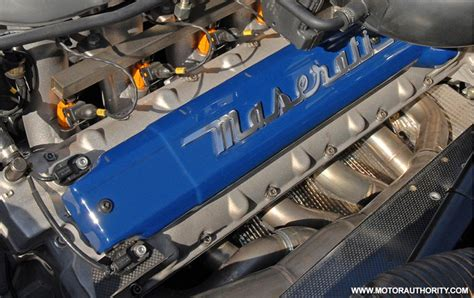 maserati mc12 engine maserati mc12 corsa engine