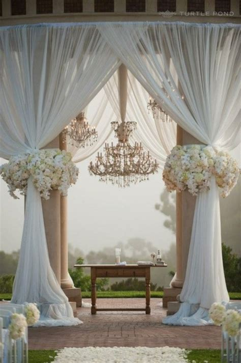 wedding decorations fabric draping louisville wedding blog the local louisville ky wedding