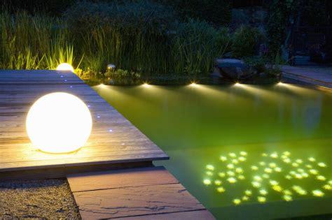 Licht Garten by Illumination Licht Im Garten Zinsser Gartengestaltung