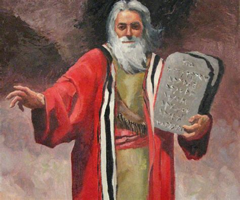 moses biography facts childhood family life history