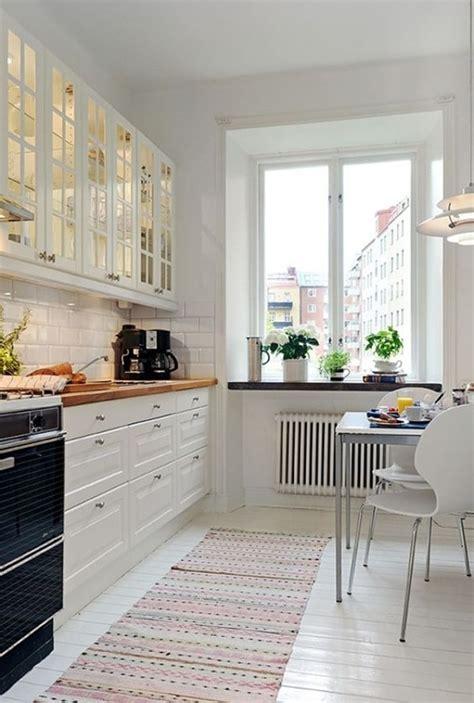 cocinas pequenas  ideas  decorarlas decoracion de