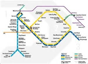 skytrain vancouver map