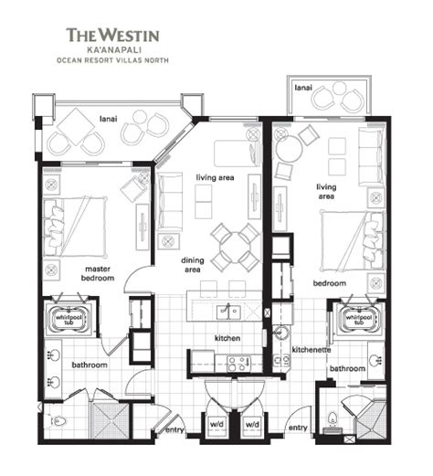 marriott grande vista 2 bedroom villa floor plan marriott grande vista 2 bedroom villa floor plan