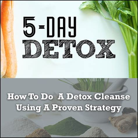 Excercising To Detox by 5 Day Detox Clickbank