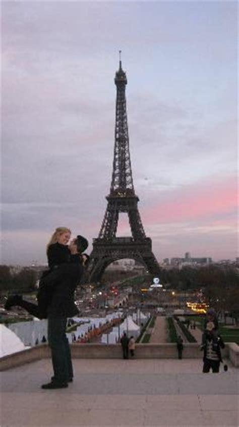 imagenes romanticas en paris romantica paris torre eiffel desde trocadero picture