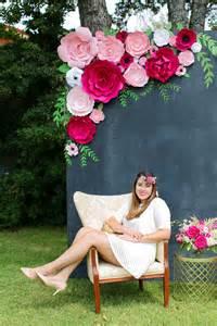 paper flower bridal shower wedding ideas 100