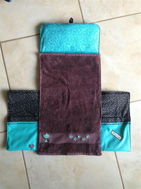 patron tapis a langer nomade squaretry