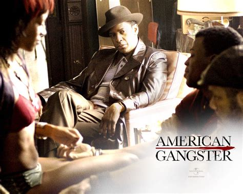 film gangster recenti american gangster my man got till it s gone