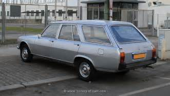 Peugeot 504 Station Wagon Peugeot 1970 504 The History Of Cars Cars
