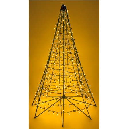 metal frame lights 6 x 48 quot metal frame outdoor metal tree w 450