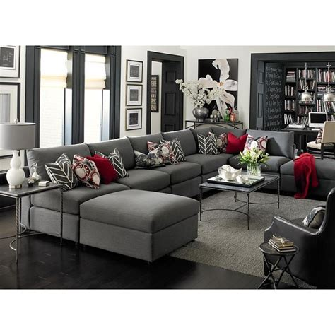 gray room decor the 25 best gray sectional sofas ideas on pinterest mid