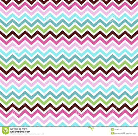 pattern zig zag background vector chevron colors pattern paper stock vector image 40787153