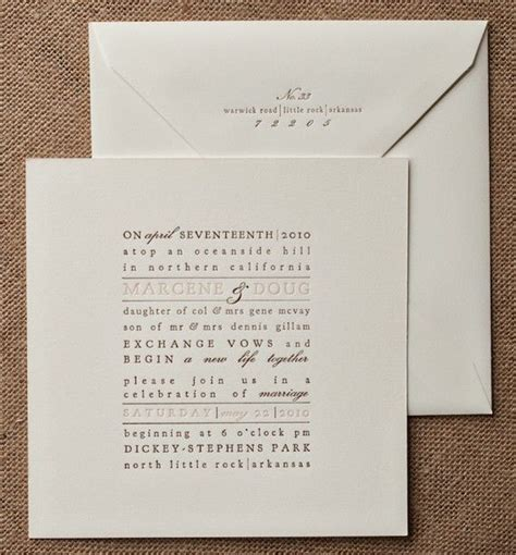 formal wedding invite language 17 best ideas about formal letter template on