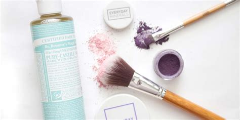 How To Wash Makeup Brushes At Home by How To Clean Your Makeup Brushes