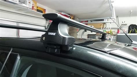 Thule Roof Rack Key by Thule One Key System Lock Cylinders Qty 4 Thule