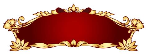 ribbon png ribbons and gold on pinterest transparent red deco banner png picture الصف السادس