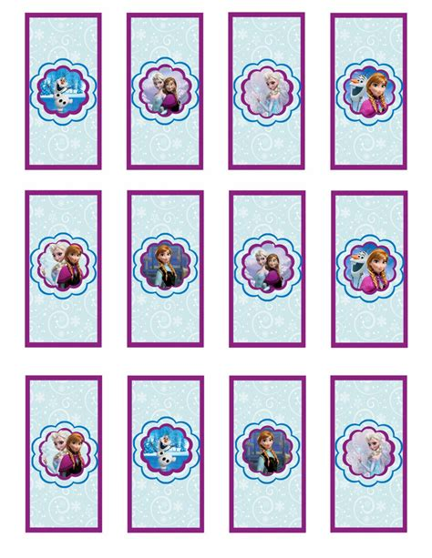 printable stickers frozen free printable frozen labels oh my fiesta in english