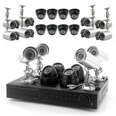 wireless home business security system surveillance