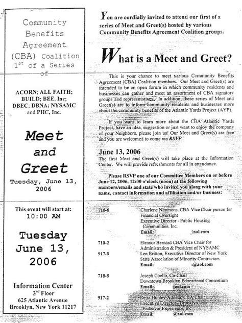 business meet and greet invitation sles cogimbo us